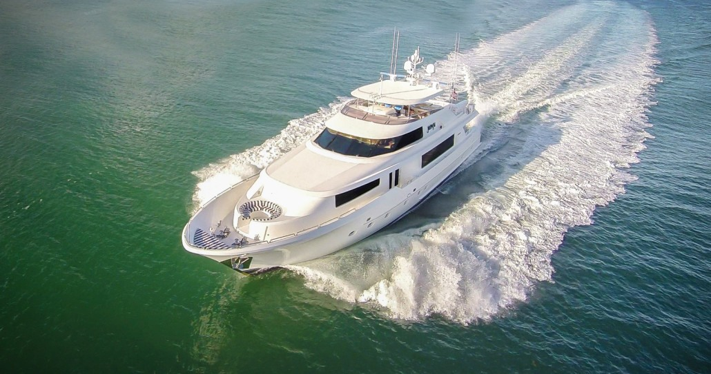 Yacht Rentals in Miami - 112 Westport